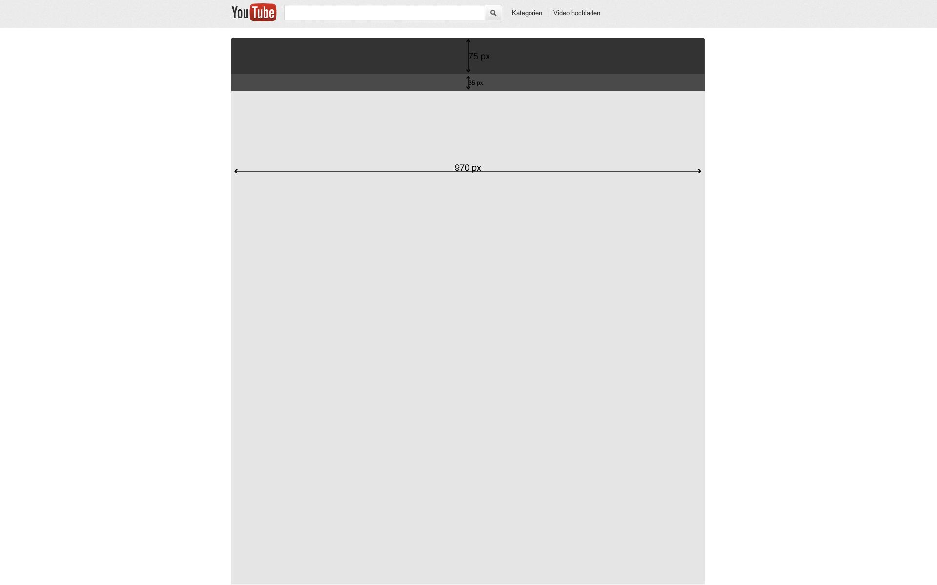 Photoshop Vorlage für das neue Youtube Design « Blog « 4ppletree.me ...
